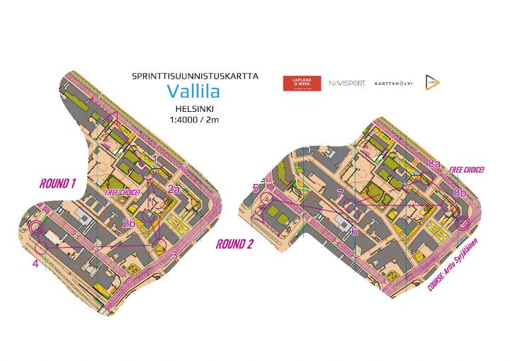 Sprinttiakatemia knock out, Vallila